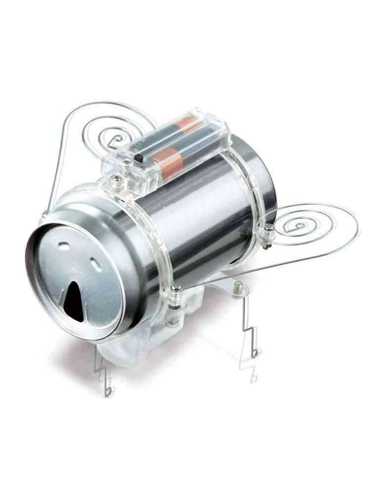Kit Robot Insecte - 4M - Jeu Écologique - Kidzlabs - Jouet Scientifique