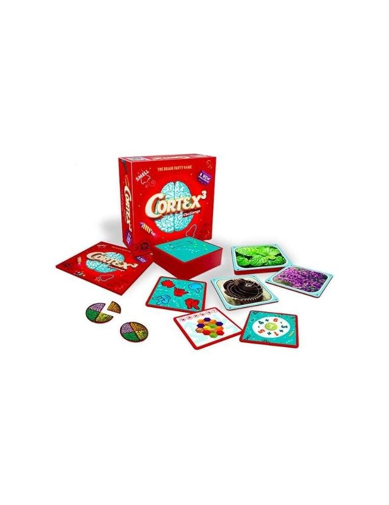 Cortex Challenge 3 - Captain Macaque - Jeu de Société Éducatif
