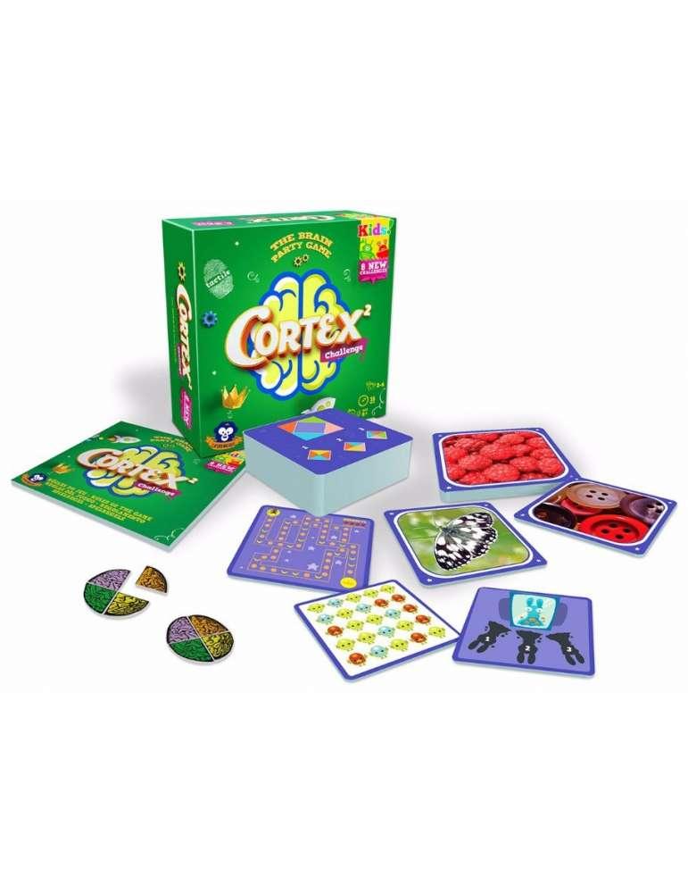 Cortex Challenge Kids 2 - Captain Macaque - Jeu de Société Éducatif