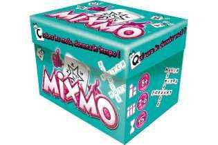 boite jeu de société Mixmo - Asmodée