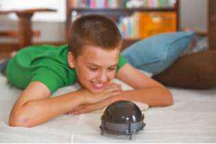Enfant et Robot Intelligent - 4M - Construction Robot - Jouet Scientifique