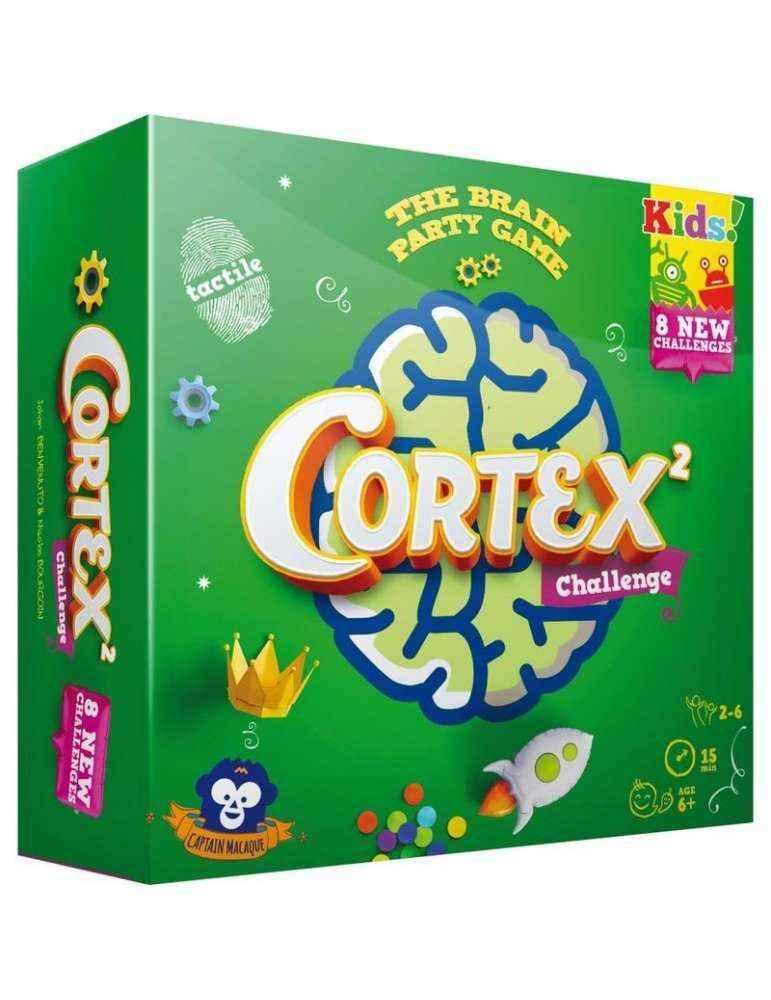Cortex Challenge Kids 2 - Captain Macaque - Asmodée