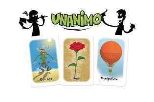 cartes Unanimo
