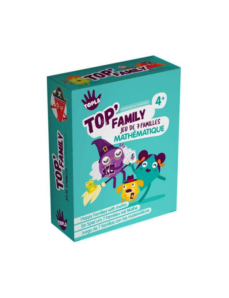 top family topla 7 familles boite