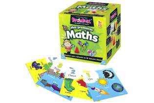 Jeu et cartes BrainBox Maths
