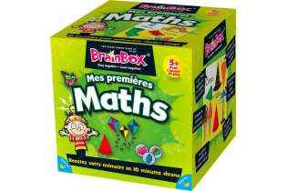 boite BrainBox Maths