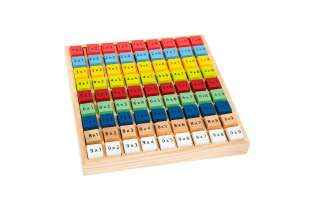 Table de Multiplication Éducatif Bois FCS Small Foot 11163
