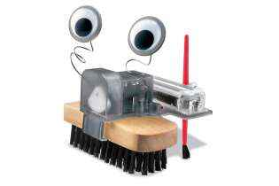Robot Brosse - 4M - KidzRobotix - Jouet Scientifique