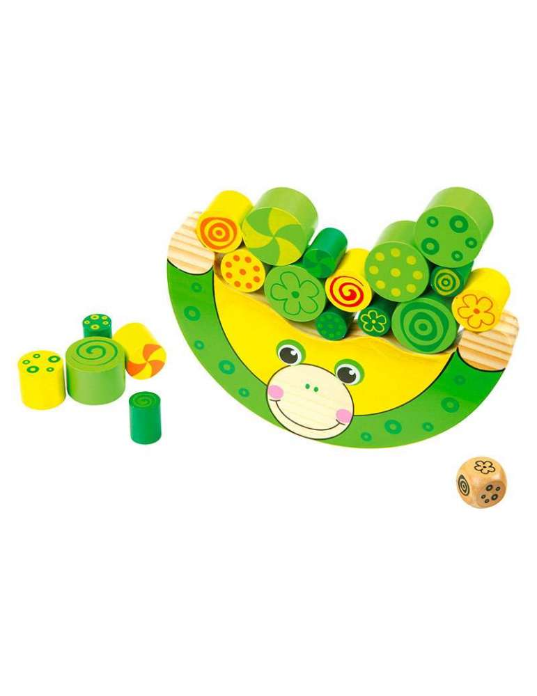 Jeu Balancier Grenouille Small Foot FSC