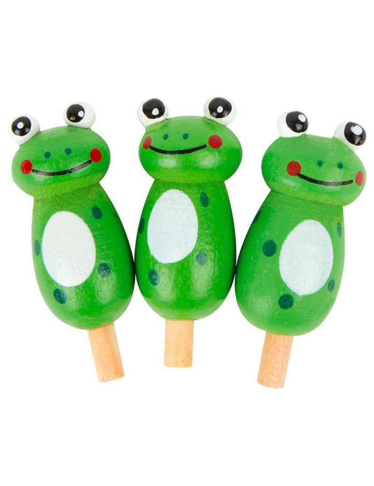 Pions Solitaire Grenouille - Casse Tête - Small Foot