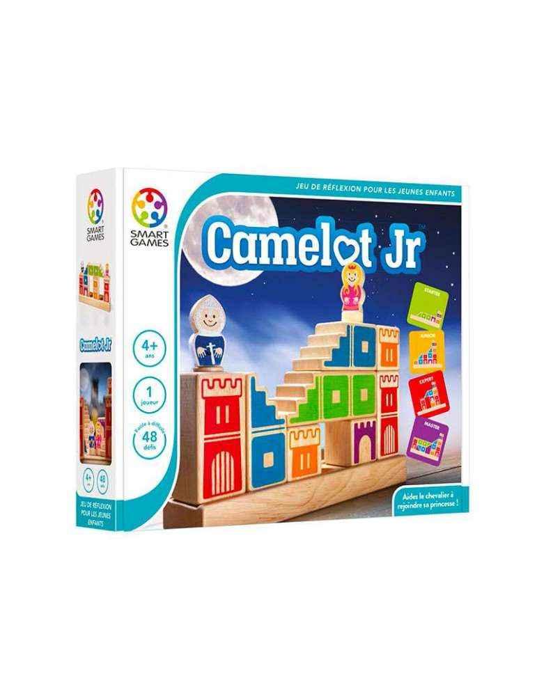 boite CAMELOT JR - Casse-tête Éducatif Logique - SMART Games