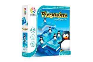 Boite Les Pingouins Patineurs - Remue Méninges - SMART Games