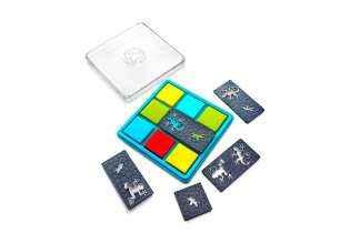 contenu boite Gecko Gourmand - Remue Méninges - SMART Games