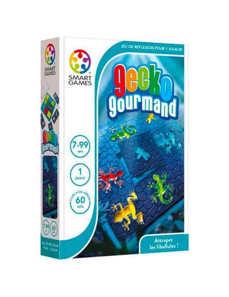 Boite Gecko Gourmand - Remue Méninges - SMARTGames