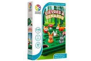 Boite Lièvres et Renards - Remue Méninges - SMART Games