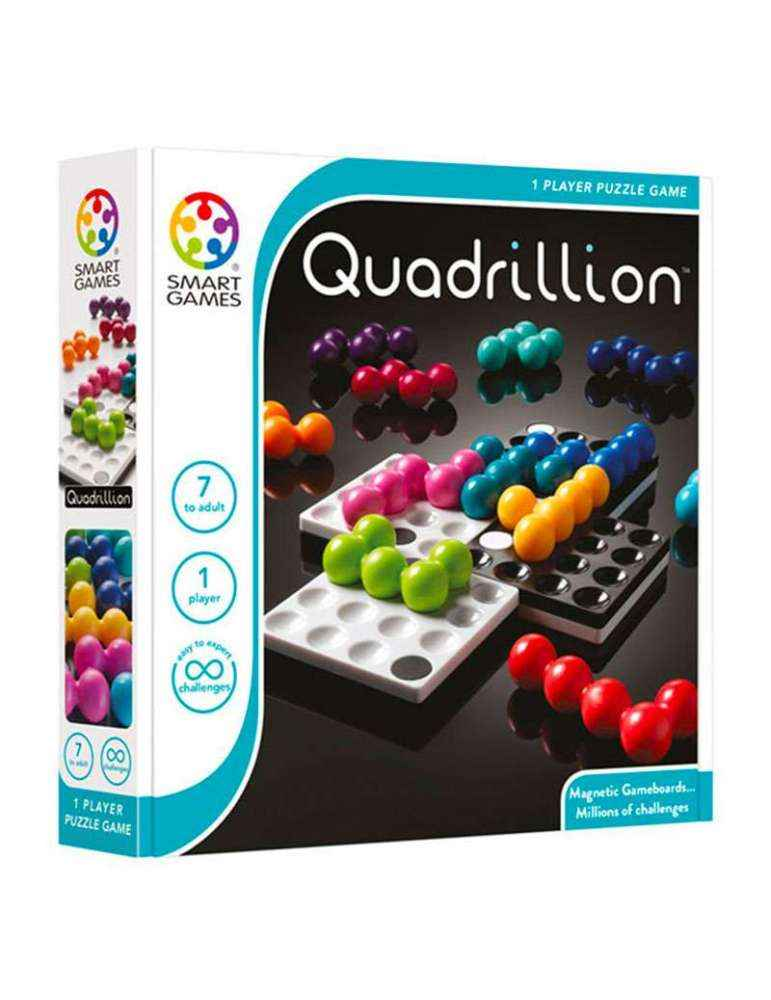 Boite Quadrillon - Remue Méninges - SMART Games