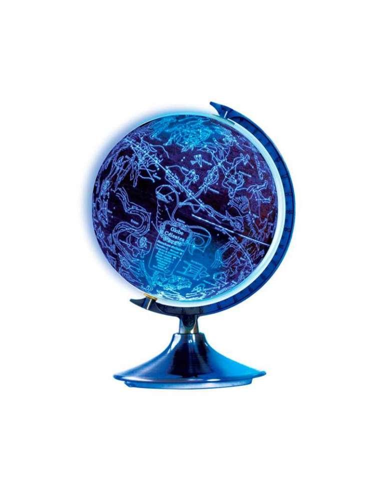 globe de nuit Globe Jour et Nuit - Terrestre et Céleste - Buki