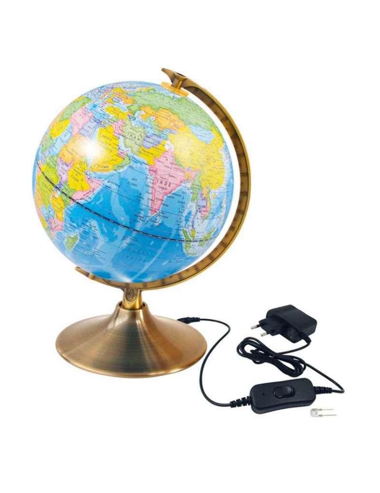 globe de jour Globe Jour et Nuit - Terrestre et Céleste - Buki