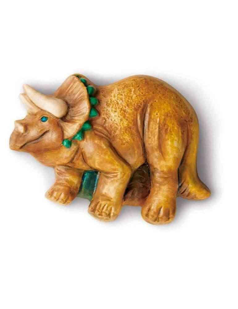 Tricératops dinosaures magnets fluorescents - 4M - Jeu créatif