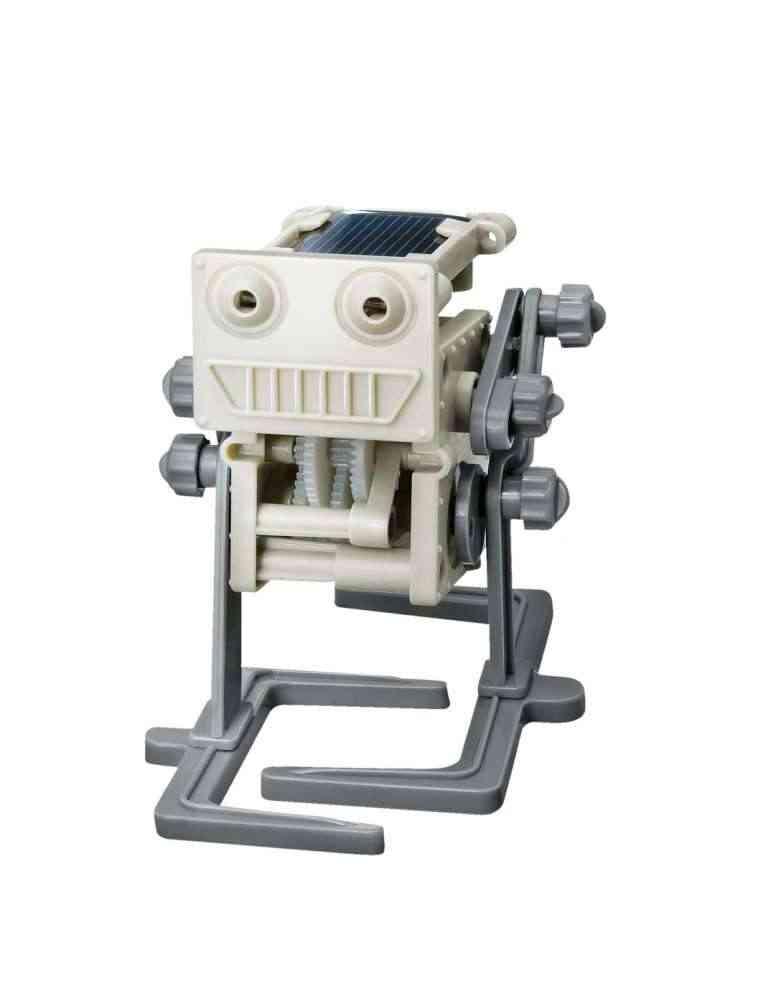 Robot 2 Solaire 4M Jeu Écologique Scientifique