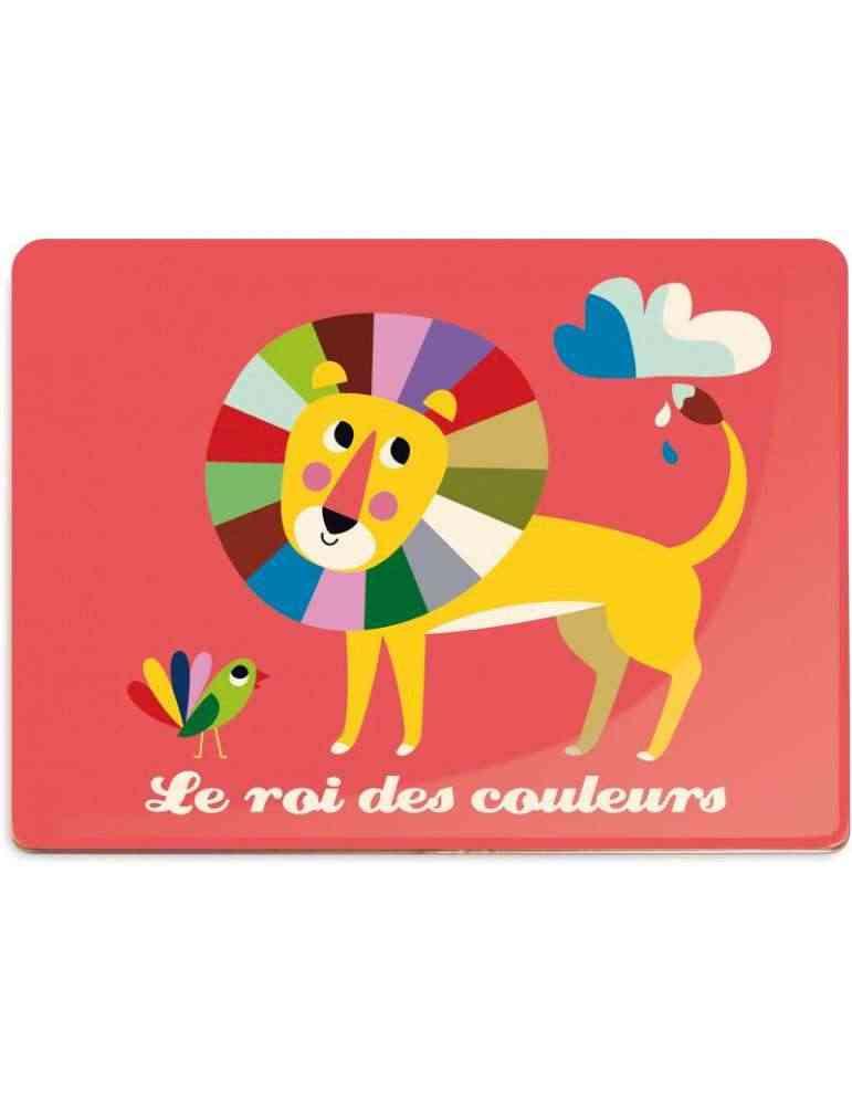 Boite de peinture roi des couleurs - Vilac - loisir créatif - activité manuelle