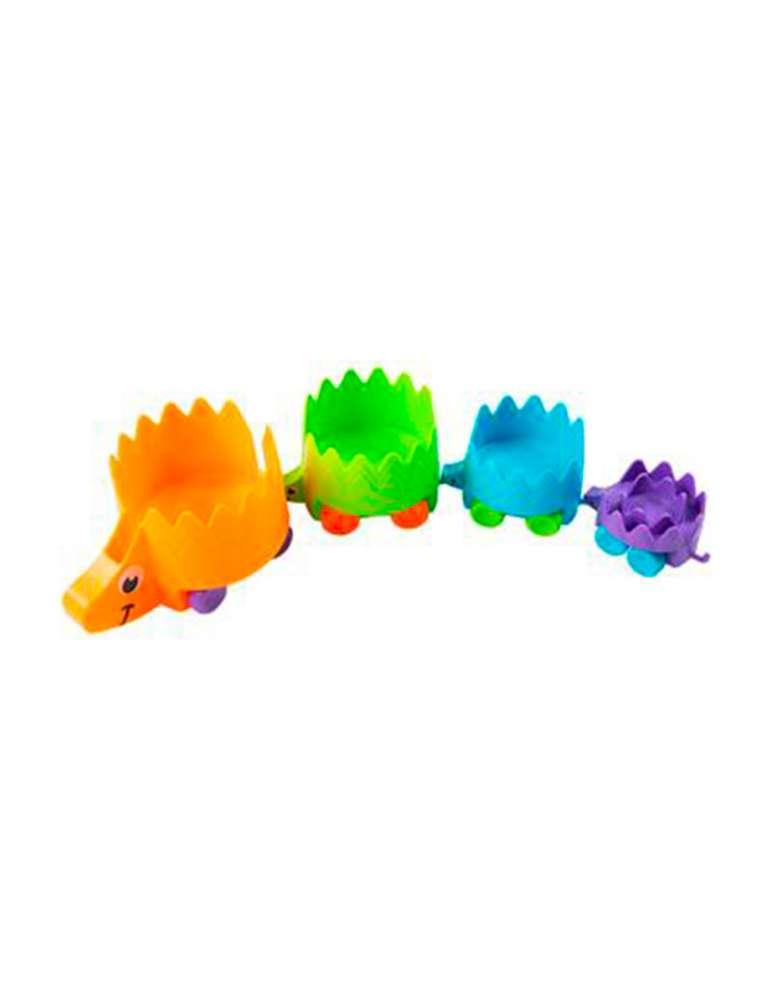 Hérissons gigognes à cacher - Fat Brain Toys - jeu d'éveil