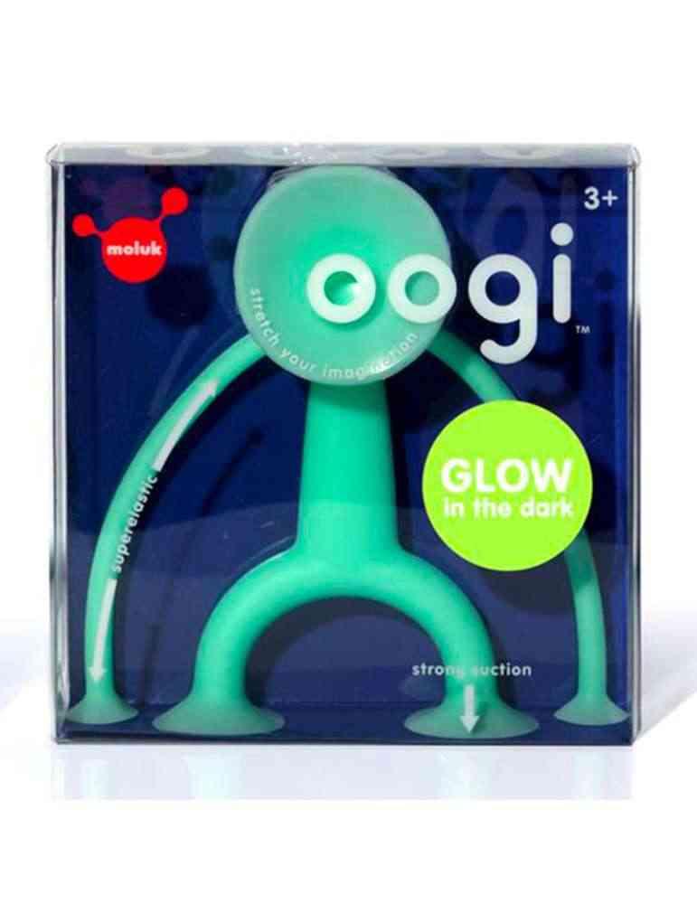 Boite Oogi Figurine action phosphorescente - Moluk
