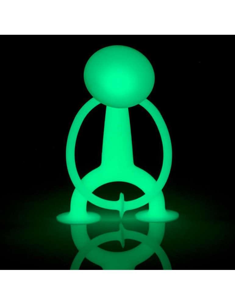 Oogi Figurine action phosphorescente - Moluk
