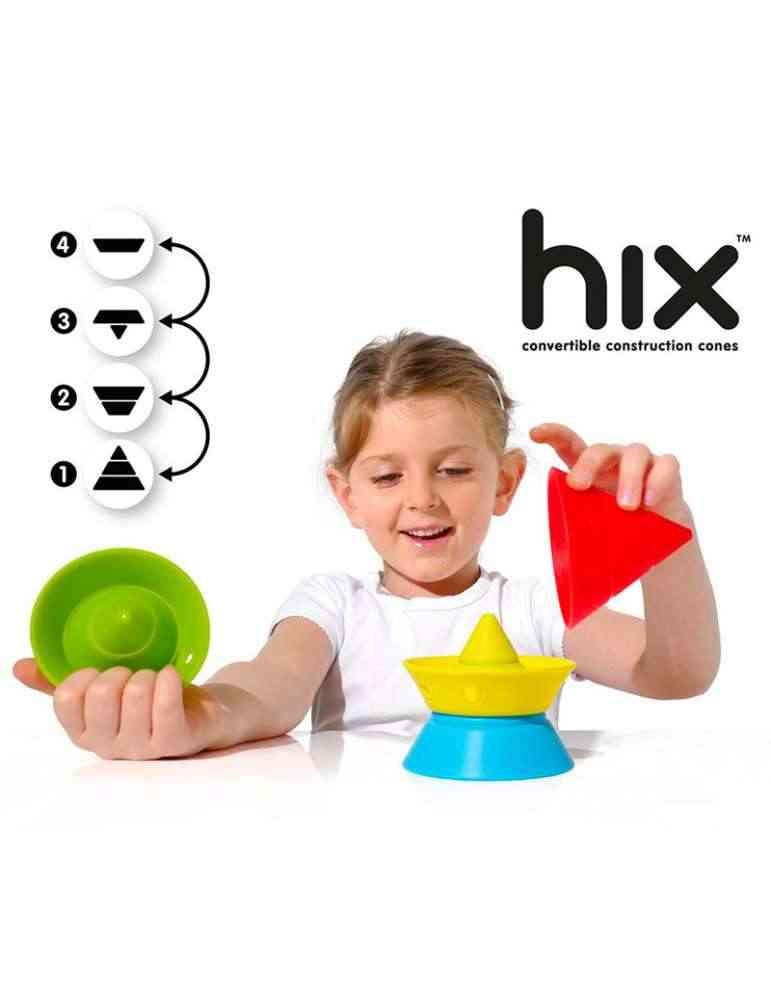 HIX- cônes de construction modulaires - Moluk - jouet premier âge