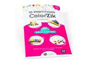 Colorzik comptine - Fuzeau - apprendre la musique