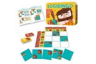 Logidingo - jeu éducatif de logique
