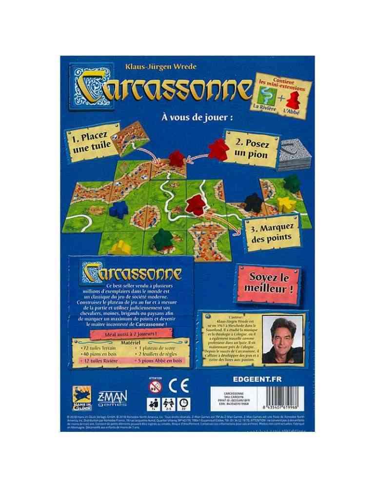 Carcassonne - jeu de société