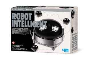 Boite Robot Intelligent - 4M - Construction Robot - Jouet Scientifique