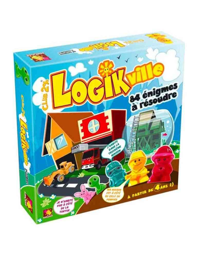 Logikville - jeu de logique