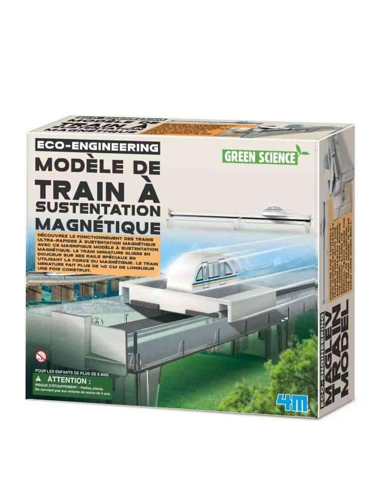 Boite Train à Sustentation Magnétique 4M