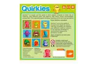 Quirkies - jeu de logique et d'observation - Foxmind