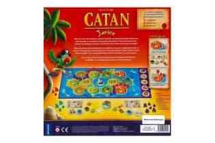 Catan junior - jeu de société stratégie