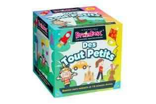 BrainBox des tout petits - Asmodée - jeu éducatif de mémorisation