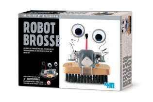 Robot Brosse - Green Science - 4M - KidzRobotix