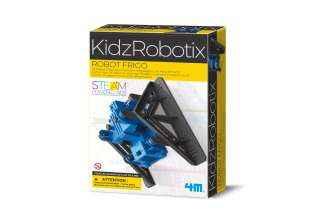 Boite Robot Frigo - 4M - Jouet Scientifique - Kidzlabs - Kidzrobotix