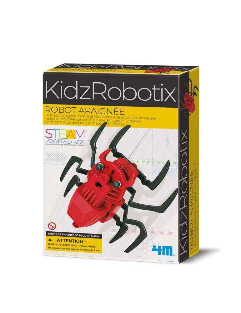 Robot Araignée - 4M - KidzRobotix