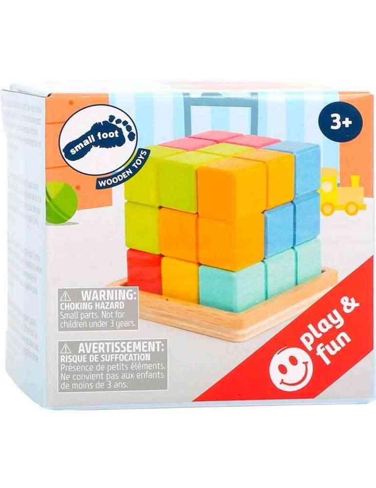 Tétris puzzle 3D