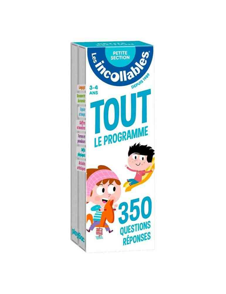 Les Incollables Maternelle Petite Section Playbac