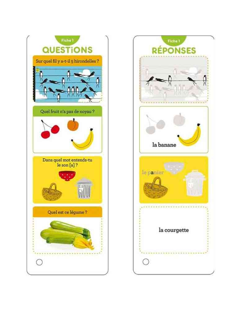 Les Incollables Maternelle Moyenne Section