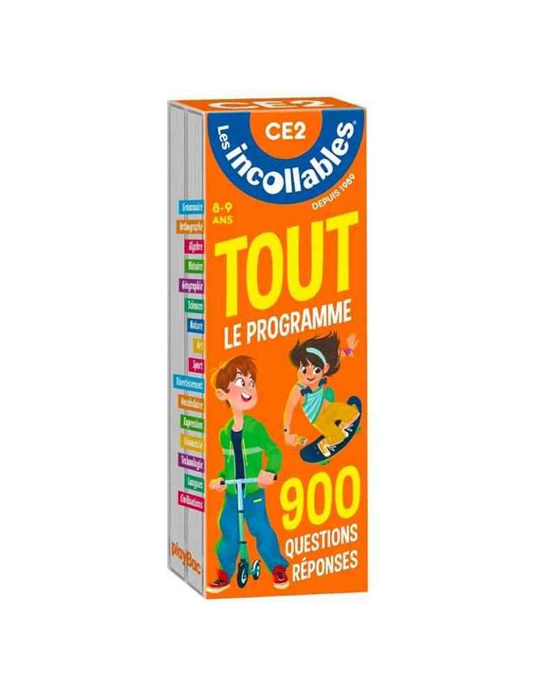 Les Incollables CE2 - tout le programme - Playbac