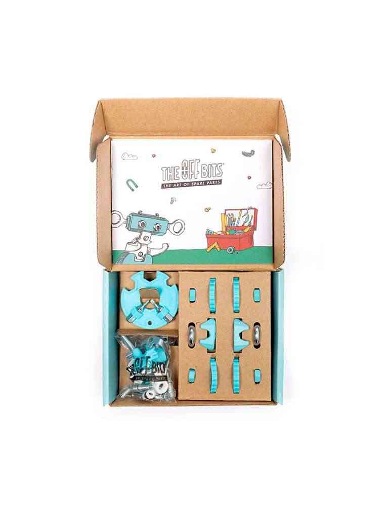 boite Elephantbit - Offbits - Medium 3 en 1 - Jeu de Construction