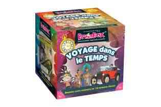 BrainBox voyage dans le temps - jeu éducatif de mémorisation