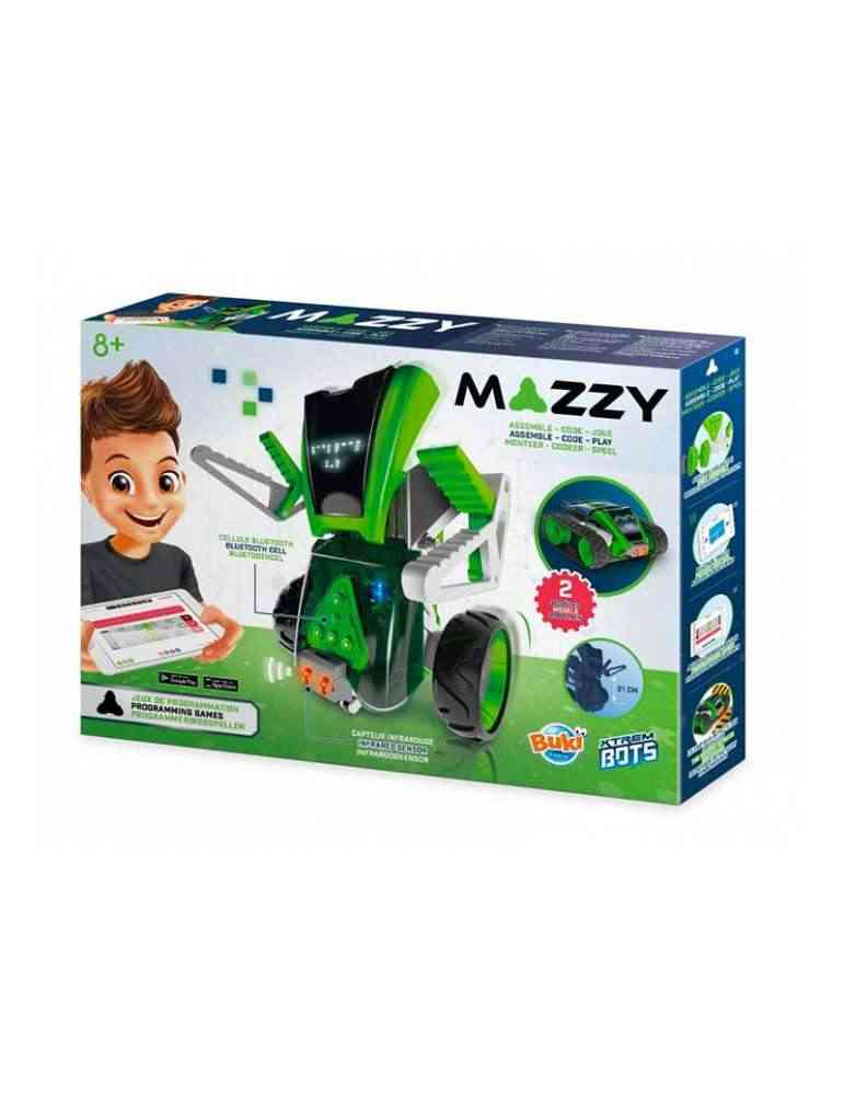 Robot programmable Mazzy - Buki