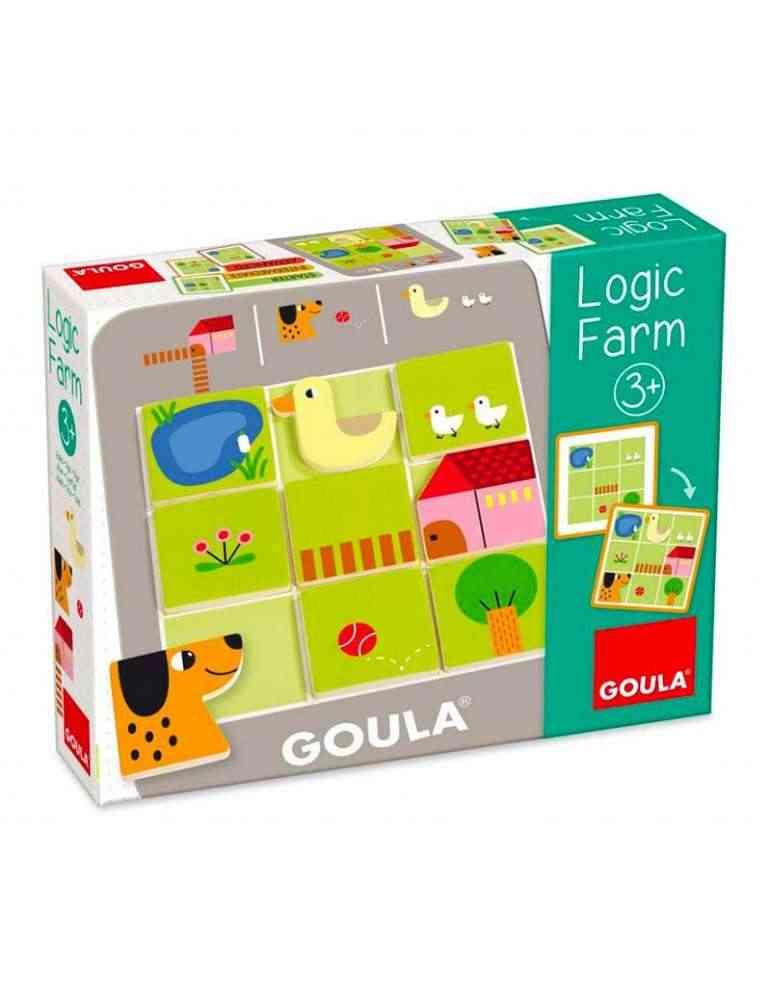 Logic Farm de Goula