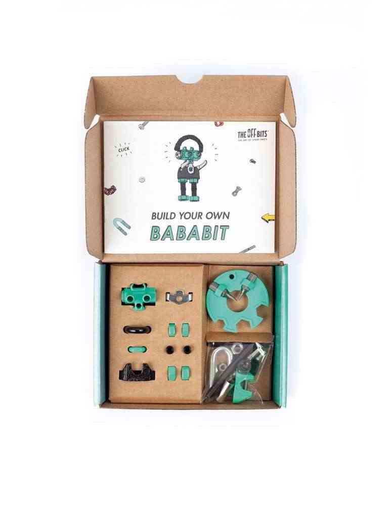 boite BABABIT - Offbits - Médium 3 en 1 - Jeu de Construction